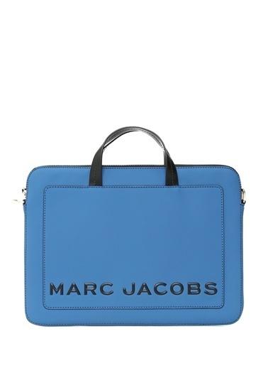 Marc Jacobs Laptop /Evrak Çantası Mavi